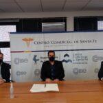 CONVENIO CON EL CENTRO COMERCIAL DE SANTA FE