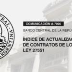 Actualización de contratos de Locación ICL (BCRA) – Ley 27.551